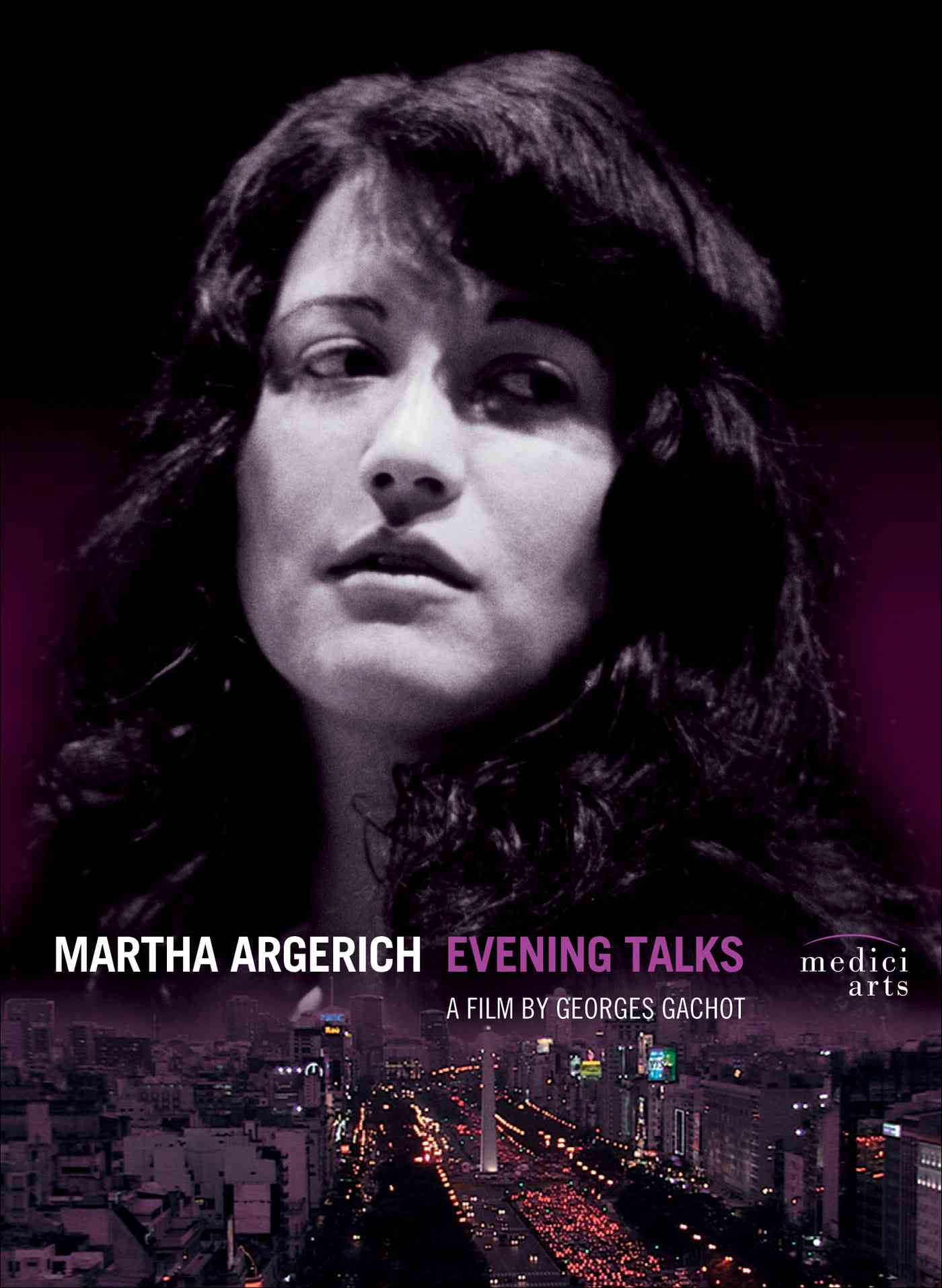 ARGERICH:EVENING TALKS (DVD)